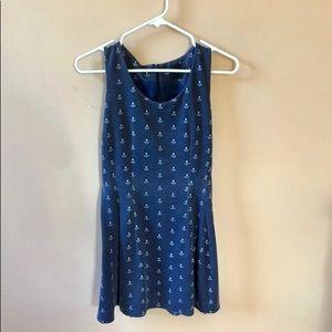 🔻PRICE DROP🔻 | ASOS Petite Anchor Dress